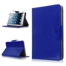 "For Digma iDND7 3G PU Leather Cover Case For Optima 7.0 3G For Digma HIT 3G 7"" inch Universal Tablet Android cases Y2C43D"