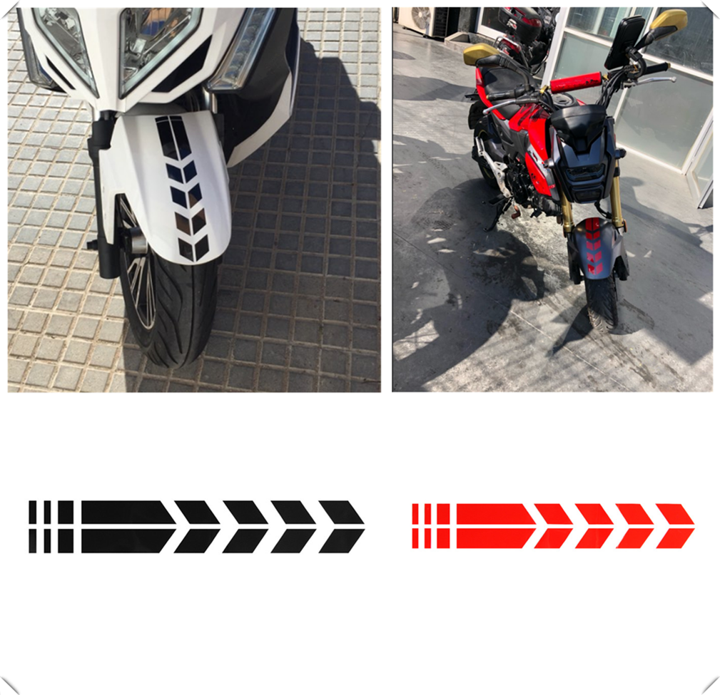 Motorcycle pull flower sports stripe reflective stickers waterproof for Ducati 999 S R DIAVEL CARBON S4RS STREETFIGHTER S 848