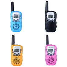 2 Pcs Intercom Electronic Walkie Talkie Kids Child Mni Toys Portable Two-Way Radio(China)