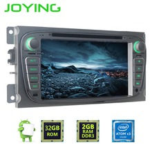 "Joying 2 Din 7"" Quad Core Android 6.0 Car Radio Stereo 2GB For Ford Focus GPS Navigation Multimedia Player head Unit(China)"