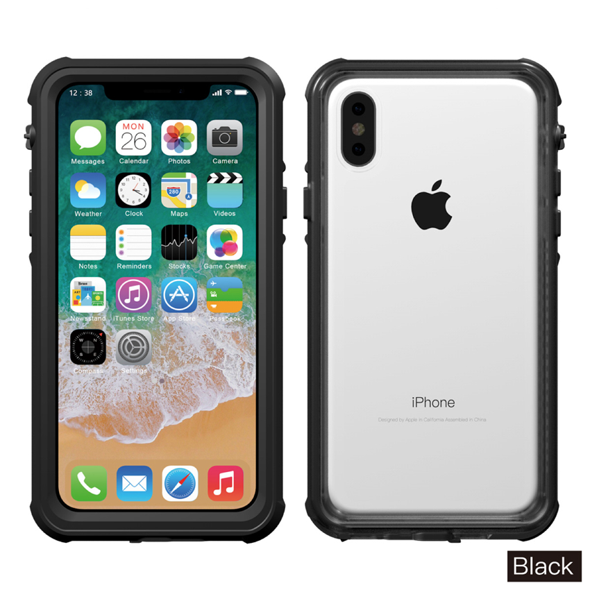 for iphone X waterproof case (22)