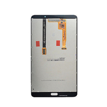 Black Touch screen Sensor Glass Digitizer + Lcd Display Panel Screen Assembly For Samsung Galaxy Tab A 7.0 (2016) SM-T280 T280