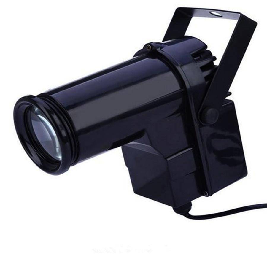 Factory-price-MiNi-Laser-Projector-10W-RGBW-4in1-Led-Pinspot-Spotlights-Disco-Spot-DMX512-Beam-DJ