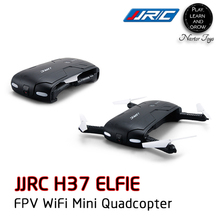 JJRC H37 Mini WiFi FPV Quadcopter RC Drone with HD Camera Foldable Structure Design Take it in Pocket and Play with Your Phone