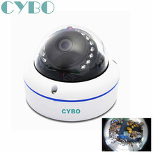 700TVL Sony CCD CCTV Security Camera Fish eye lens video Surveilliance 360 degree IR CUT Panoramic mini dome camera Wide Angle(China)