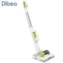Dibea C01 Cordless 2-in-1 Handheld Vacuum Cleaner Low Noise Cordless Vacuum Cleaner For Hardwood, Carpet, Tile floors, Car, Bed