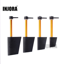 1PCS High Quality Nylon Steering Rudder for RC Boat Height 28mm/36mm/44mm/52mm(China)
