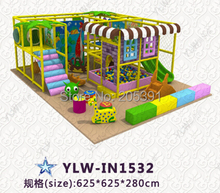 Indoor children play house/indoor play/kids paradise/kids' attraction area/amusement playground park/amusement park equipment(China)