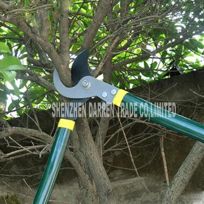 NEW Pruning Shears Gardening Secateurs Garden Scissors Tree Branch Cutter Garden Tool 57CM Scissors handle Pruning Shears HOT<br>