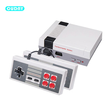CUDNY NEW Arrival Mini TV Handheld retro Game Console Video Game Console with 620 classical games Built-in PAL&NTSC(China)