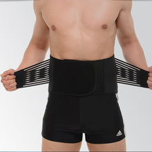 Lumbar Support Belt Back Braces Breathable Waist Treatment of Lumbar Disc Herniation Lumber Muscle Strain Protector Waist Guard