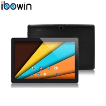 ibowin 10.1Inch Android 5.1OS Quad core 3G Phone Call Tablet 2SIM 1280x800 IPS 1G + 16G 3G WCDMA 2G GSM Call GPS Bluetooth M140