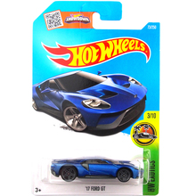 Free Shipping Alloy Mini Roadster Diecast Cars Blue 17 Ford GT Models For Collection Wholesale Metal Cars Hot