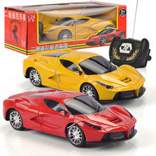 Electric Toy Car 1/24 Drift Speed Radio Remote control RC RTR Truck Racing Car Toy Xmas Gift Kids Toys L311(China)