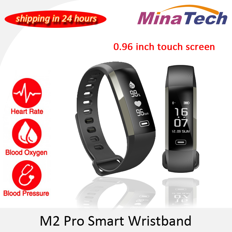M2 Pro R5MAX Smart Fitness Bracelet Watch intelligent 50word Information display blood pressure heart rate monitor Blood oxygen<br>