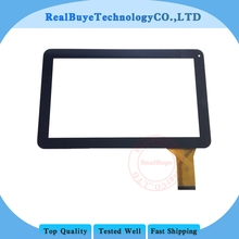 A+10.1 inch touch panel for Allwinner A20 Android 4.2 Dualcore SF-K1001 Tablet touch screen panel digitizer glass(China)