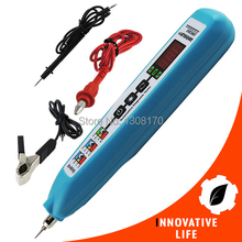 Automotive Digital Diagnosis Tester Measure DC Voltage Frequency Duty Cycle Vehicle Car Repair Tool