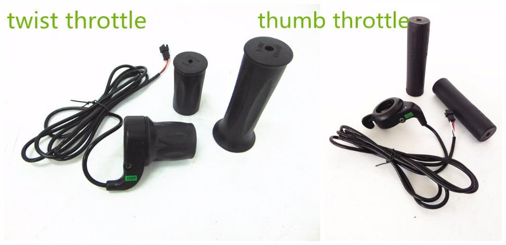 thumb and twist
