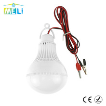 High Power LED Lamp 12V Portable Led Bulb 3W 5W 7W 9W 12W SMD 5730 Outdoor Camp Tent Night Fishing Hanging Light lamparas 6000K