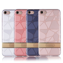 KaiNuEn luxury 3d back capinha,coque,cover,case for iphone 4 4s s phone cases for apple iphone4 accessories pc silicone silicon(China)