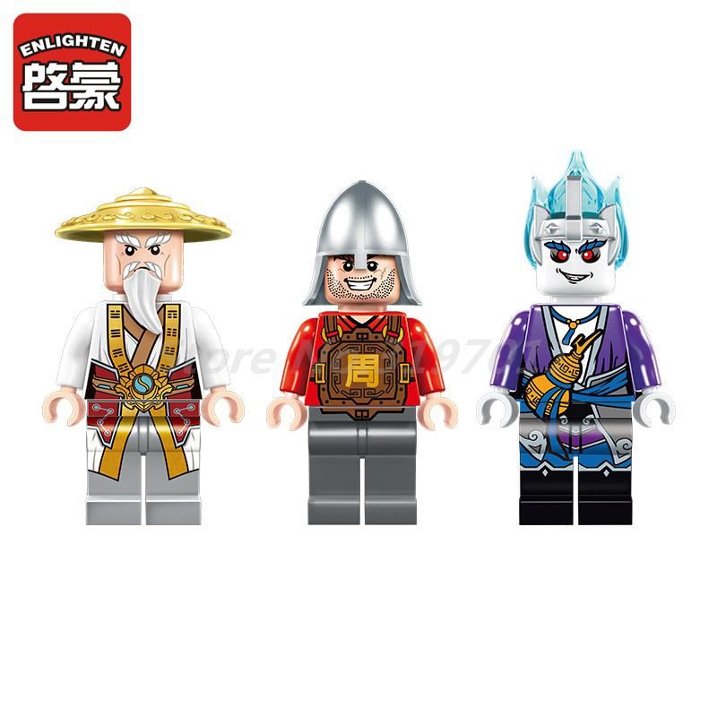 enlighten-building-block-creation-of-the-gods-commander-chariot-3-figures-401pcs-educational-bricks-toy-boy (3)[1]