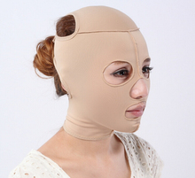 Health care slimming thin face mask mask skin care facial muscles  whole face adjustment tool belt
