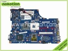 NOKOTION LA-4981P K000010002 Laptop Motherboard Toshiba A500 L500 L505 Intel KSWAA Intel PM45 DDR2 graphics slot