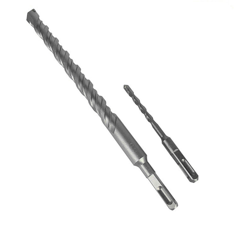 6 PCS Small-Large Alloy Twist Drill Bit Set Kits Wood Plastic Metal Square SHANK Diameter 6-16mm<br><br>Aliexpress
