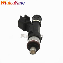4pcs Fuel Injector Nozzle 0280158162 For Ford Escape Fusion Lincoln MKZ Mazda Tribute Mercury Mariner Milan 2009 2010 2011 2012