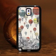 Hot Star Trek Star Logo Watercolor Jigsaw New Design Cool Silicon Case for Samsung Note3 N9000