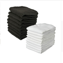 Babyland Bamboo Charcoal Insert Liner 5pcs and Microfiber Insert Liner 5pcs For Pocket Cloth Diaper(China)