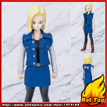 "100% Original MegaHouse Dimension of DRAGONBALL D.O.D Complete Figure - Android #18 from ""Dragon Ball Z"""