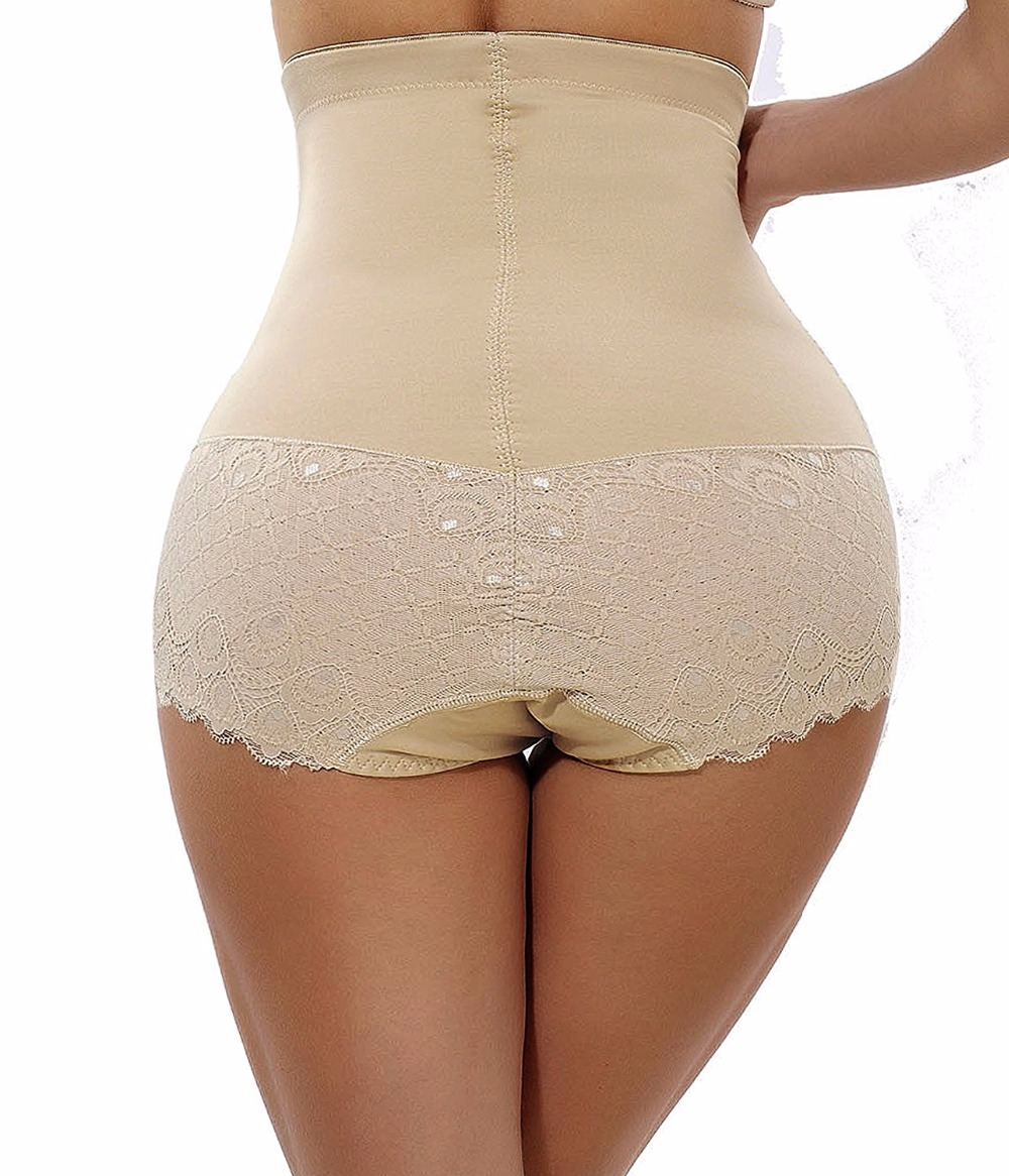 Miss Moly Invisable Body Shaper High Waist Tummy Control Panty Slim Butt lifter Waist Trainer 7