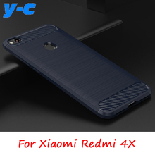For Redmi 4X Case High Quality 100% New Anti-knock Soft TPU Silicon Phone Flip Case Cover For Xiaomi Redmi 4X Pro