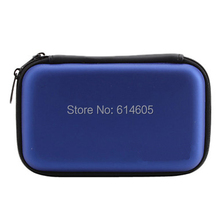 Blue Hard Travel Carry Case Cover Bag Pouch Sleeve for Nintendo DSi NDSi DSL DS Lite NDSL