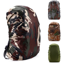 Buy 210D Rain Bag cover 80L Protable high Waterproof Backpack Anti-theft Outdoor Camping Hiking Cycling Dust Rain Cover for $3.22 in AliExpress store