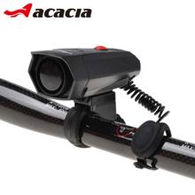 ACACIA High Decibel Loud Bike Ring 110 db Cycling Bicycle Horn Potencia Bicicleta Timbres Bike Ring Bells Electric Horn 1446