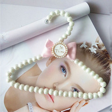 Sorplus Top Quality Delicate White Pearl Hanger,Beads Hanger for Clothes (10 pieces/ Lot)(China)