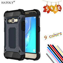 HATOLY For Cover Samsung Galaxy J1 2016 Case Silicone Rubber Hard Cover For Galaxy J1 2016 Phone Case For Samsung J1 2016 #<