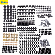 450pcs New models building blocks set block toy bricks technic parts gears car educational toys for children boys designer kids(China)