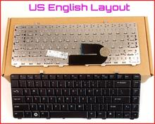 New Keyboard US English Version for Dell Vostro A840 A860 1088 1014 1015 PP38L PP37L Laptop(China)