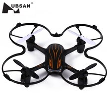 2016 RC Helicopter Professional Drones With Hubsan H107P X4 Plus 2.4G 4 Channel 6-axis Gyro RC Quadcopter Spin with LED Light