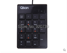 Free shipping laptop keyboard to switch financial numeric keypad on an external numeric keypad special accounting