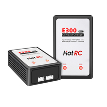 E300 Balance Charger RC Lipo Professional Battery Smart Charger Universal 2S 3S 7.4V 11.1V(China)