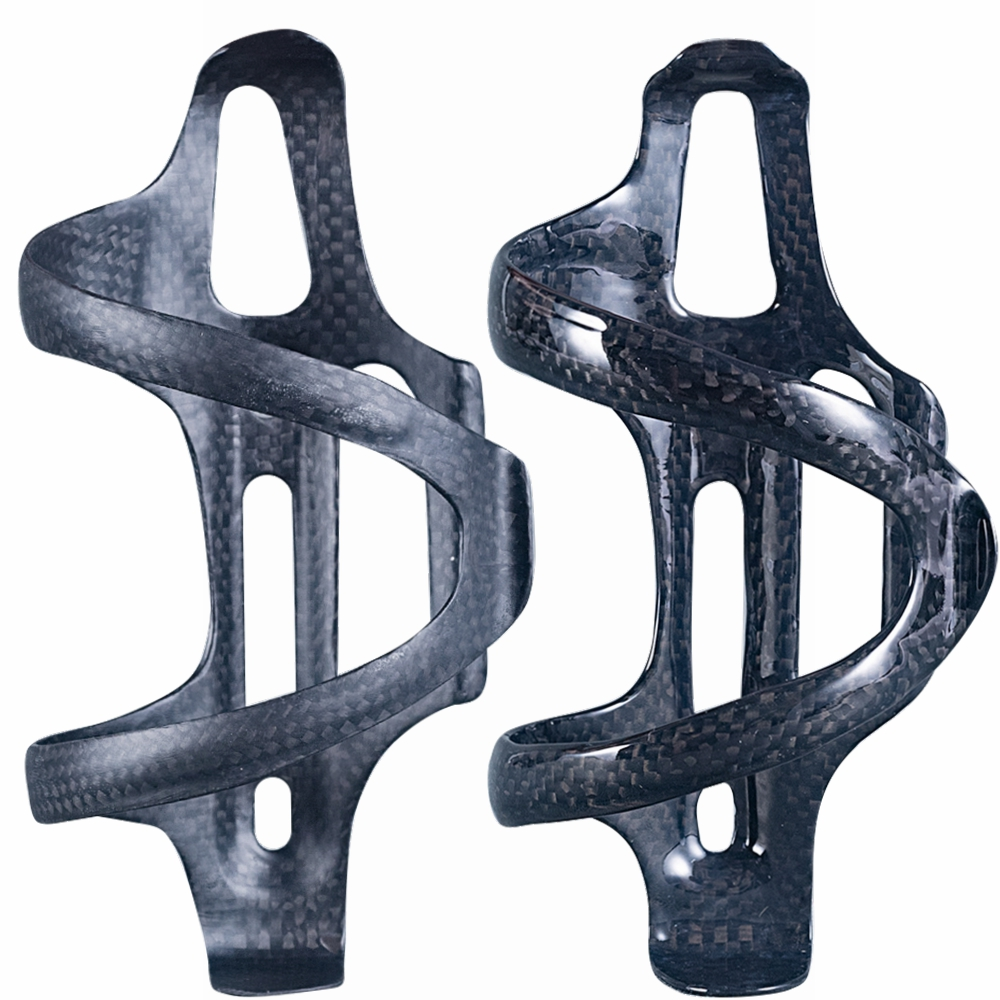 3K Bicycle Bottle Cage Carbon Drink Holder Side Pull Bike Cage MTB Road Cycling