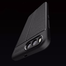 Full Cover Protection Shockproof Carbon Armor Case for Xiaomi Mi6 Cover Coque for Xiaomi Mi 6 Case Leather TPU Silicone Original(China)