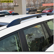 Luhuezu OE Design Roof Rack Roof Bar For Toyota Land Cruiser Prado 120 2003-2009 LC120 Accessories(China)