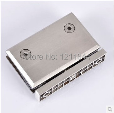 Cabinet glass door hinge,wall mounting metal hinge<br>