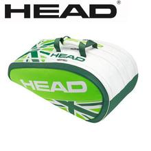 Head Andy  Murray Genuine Wimbledon Championships Tennis Bag for 9 pieces high quality racket bags
