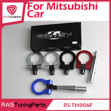 BENEN Racing Front Screw Tow Hook For MITSUBISHI CARS TH006F()